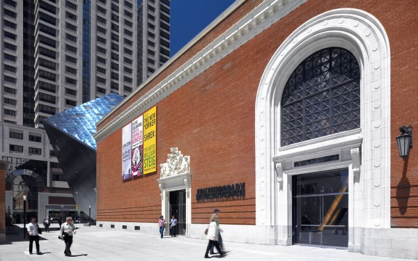 Contemporary Jewish Museum Bruce Damonte Architectural