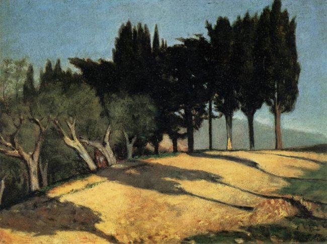 Macchiaioli, Impressionism 10 years before the Impressionists?