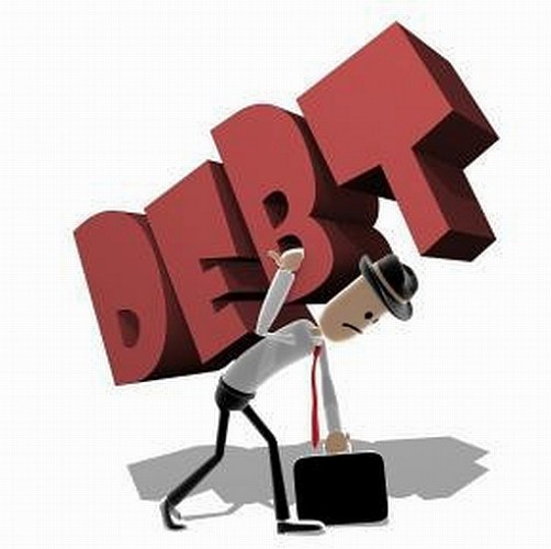 The burden of debt