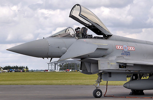 Eurofighter Typhoon multirole combat aircraft
