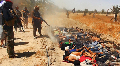 ISIS in action