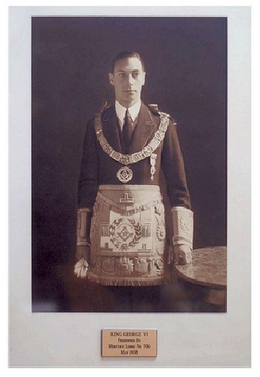 Freemason George VI 512