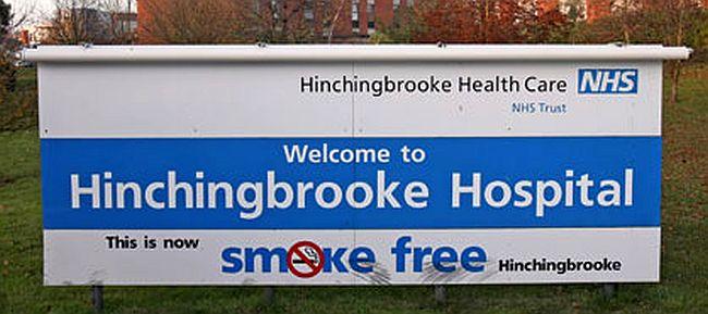 Hinchingbrooke Hospital 650