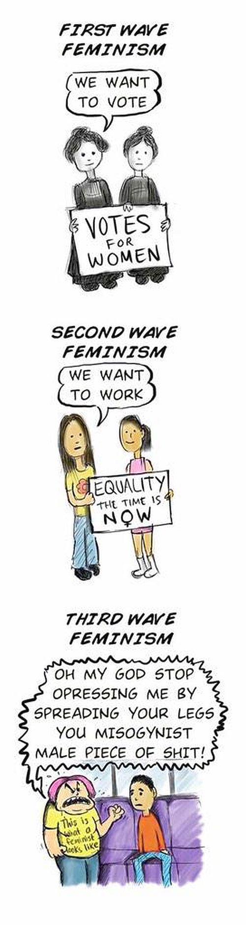 Feminism 3 waves 500