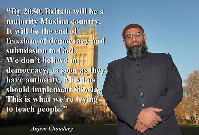 Islam Sharia in UK 650