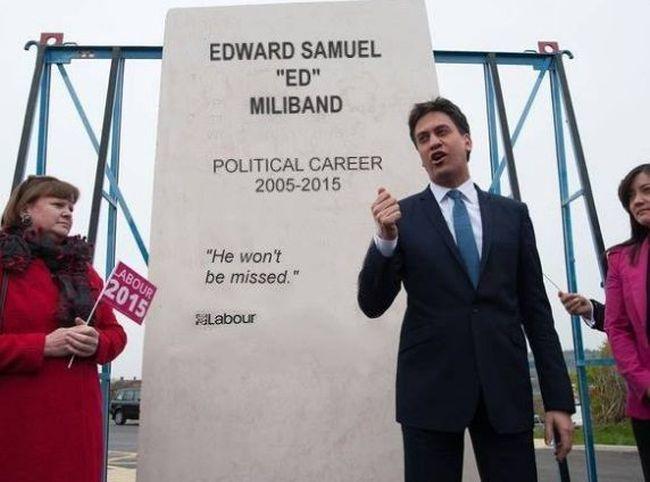 Labour headstone #5 650