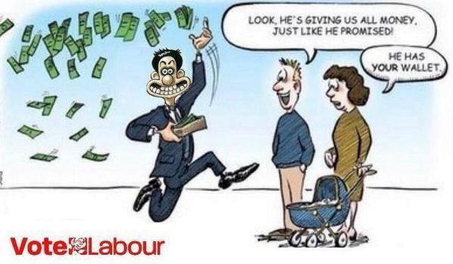 Miliband giving money away 650