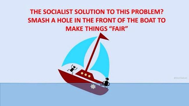 Socialism boat 650