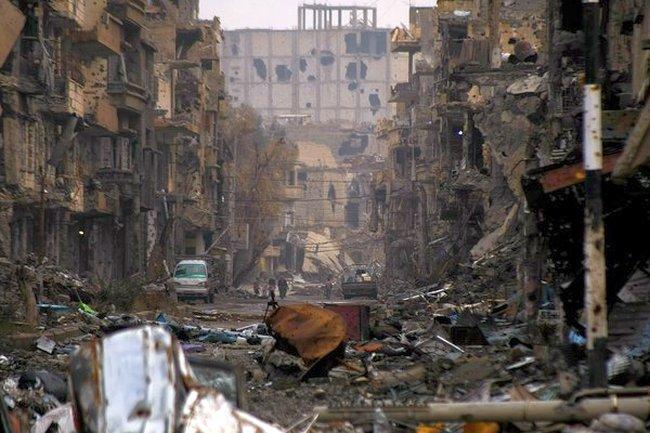 Syria destruction 650