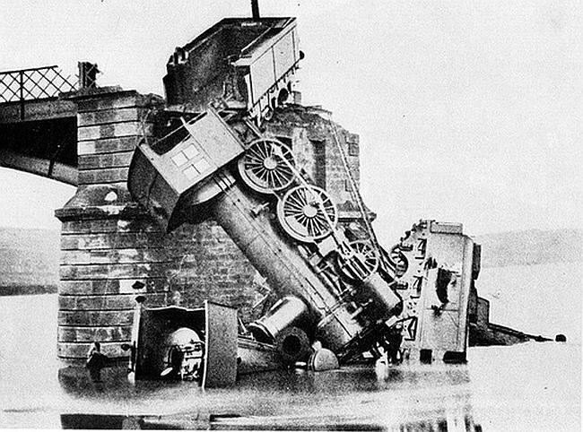 Train Wreck 650
