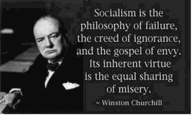 Why socialism is like cancer. Only worse