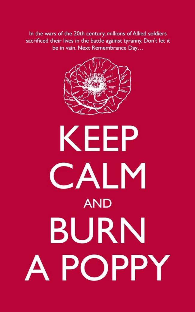 Poppy burn 650