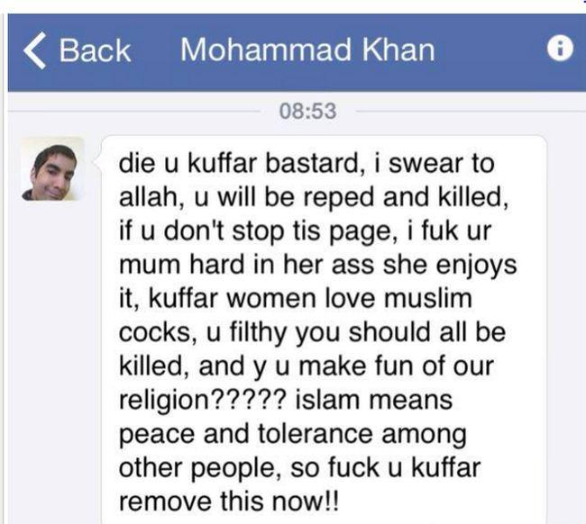 Islam tolerance. 650