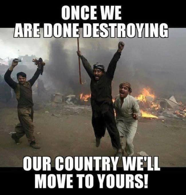 Islam destroy country 650