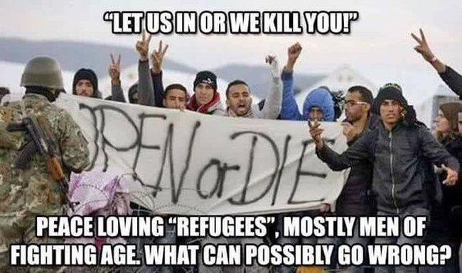 Islam migrants open or die 650