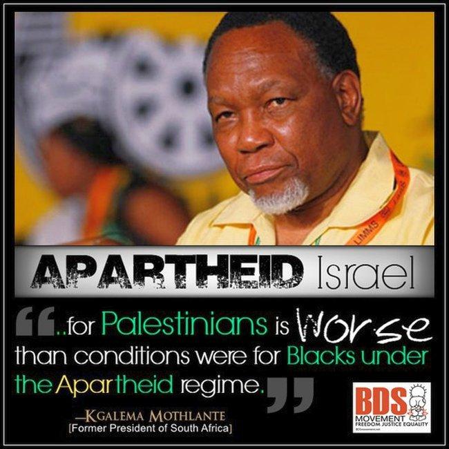 5 Apartheid Israel