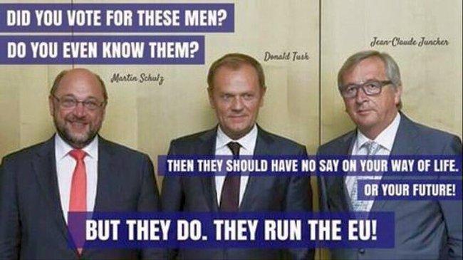 Brexit bosses 650