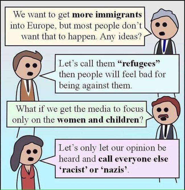 Immigration #2 650
