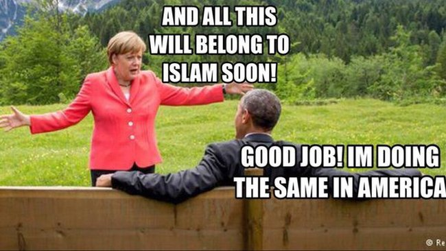 Merkel Obama 650