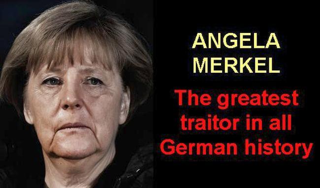 Merkel traitor 650