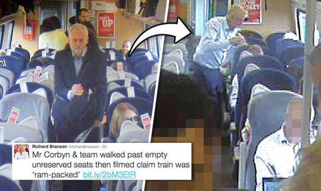 Jeremy Corbyn = Serial Liar