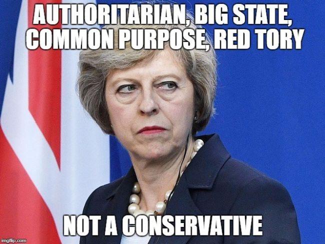Goodbye Theresa May
