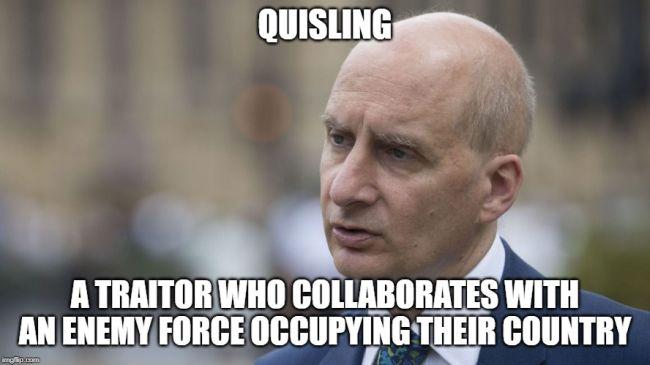 Brexit Quislings - The Memes