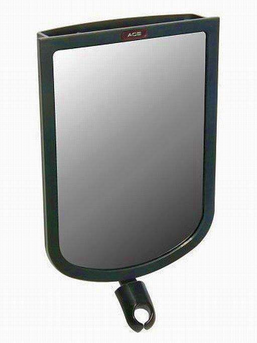 Ace fogless shower mirror for shaving  Bruce On Shaving