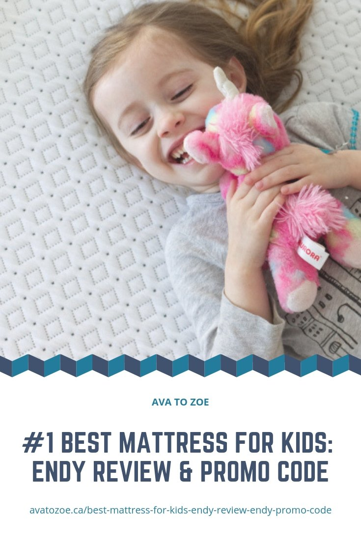 Endy Promo Code Best mattress for kids