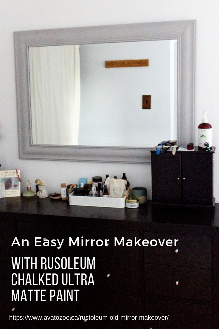 mirror makeover