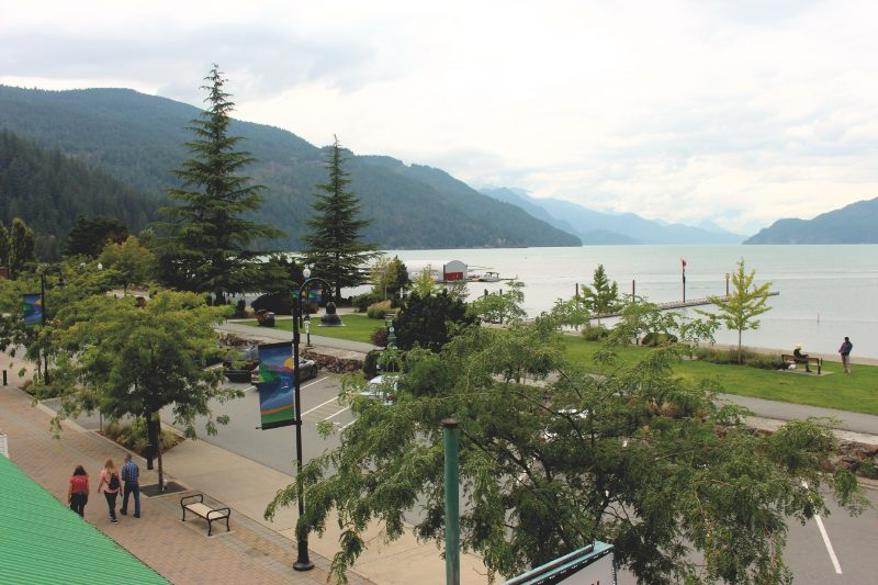 romantic rendezvous in Harrison Hot Springs