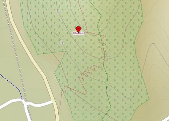 uhufels-trail