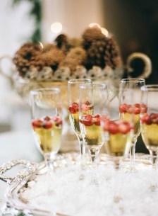 velkomstdrink-bryllup-vinter-champagne