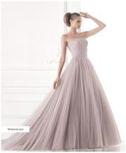 Pronovias blush brudekjole 2015