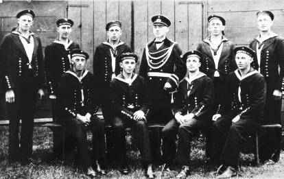 1936 Marinezug Kipshoven