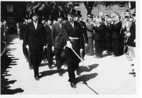 1953 Josef Dahmen, Ernst Ostermann, Norbert Schlagheck, Willi Wimmers