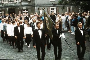 1987 Kirchenchor Beeck