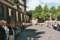 2003 Besucher am Paradeplatz