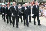 Der Vorstand mit Ehrengästen