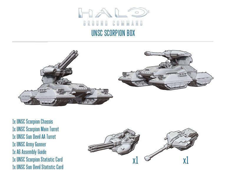 Halo Ground Command: Schwere Panzer