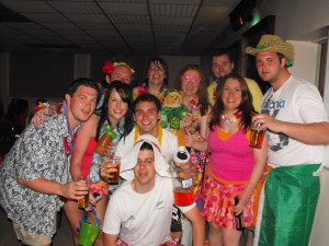 Bruff Hawaian fancy dress