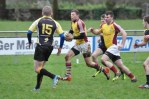 Liam Treacy on the attack in Saturdays Victory over Bucc's