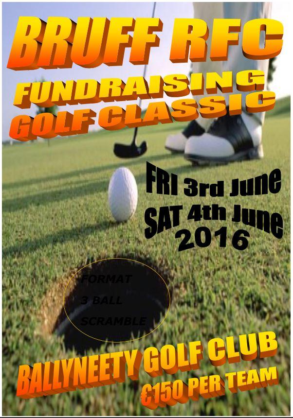 Bruff RFC Golf Classic