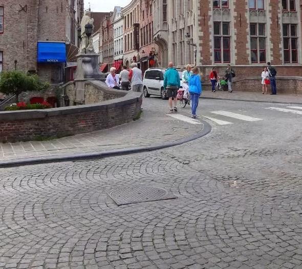 Pavés de Bruges