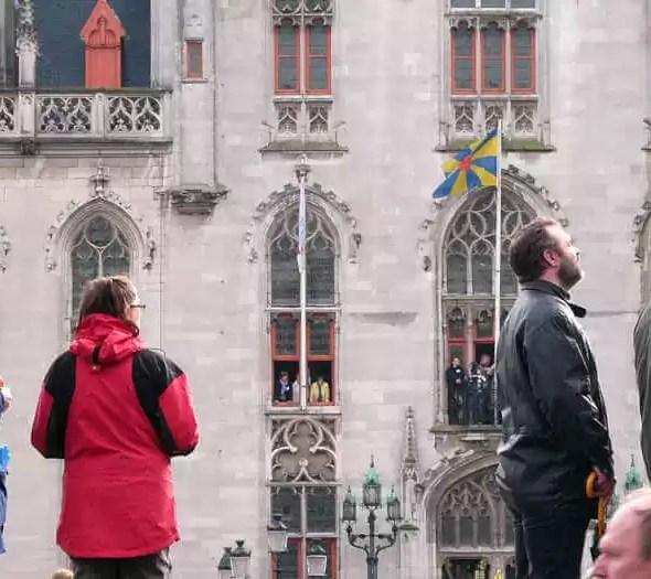 guide officiel pour découvrir Bruges