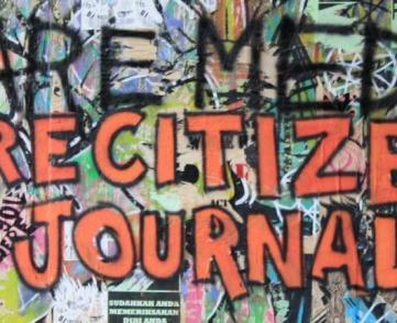 Het forum 'maatschappijgerichte journalistiek' is operationeel