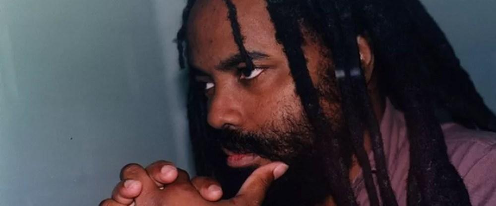 Vegan eten en info over Mumia Abu-Jamal