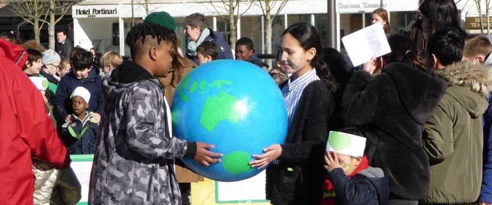 Klimaatdebat op 15 mei