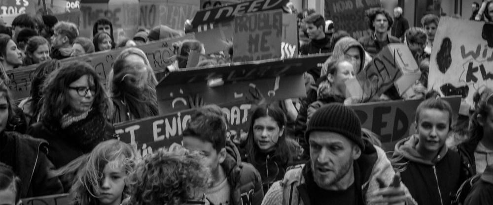 Fotoreportage: Global Strike For Future  Brugge