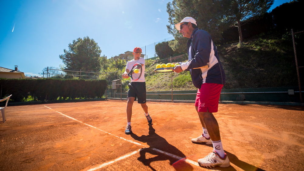 Tennis Coaching 1